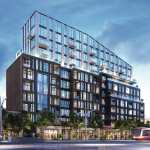 Exterior Rendering of Reunion Crossing Condos