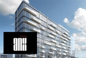Anx on Dupont Condos by Freed Development