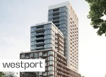 Rendering of Westport Condos.