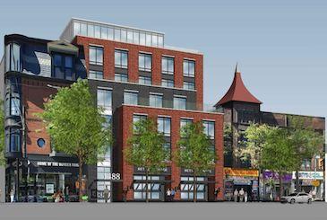 1488 Queen Street West Condos in Toronto