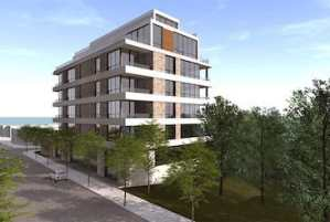 Rendering of 847 Kingston Road Condos in Toronto