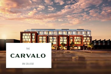 The Carvalo on College Condos in Toronto