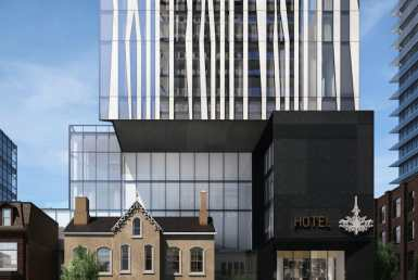 122, 124, 126 and 128 Peter Street and 257 and 259 Richmond Street West Condos in Toronto