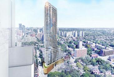 212 Dundas Street East Condos in Toronto