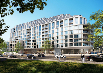 3100 Bloor Street West Condos by Tridel Developments