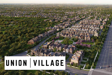 Union Village by Minto Communities GTA and Metropia