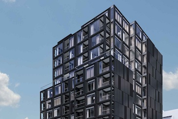 135 Portland Condos by ADI Development Group