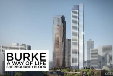 Burke Condos by Concert Developments in Toronto