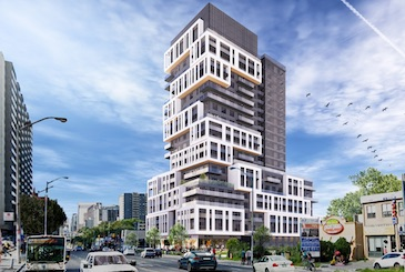6080 Yonge Street Condos by A1 Developments