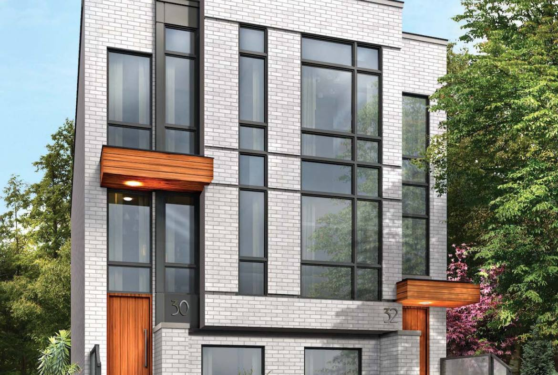 St. Clair Village exterior unit 1501