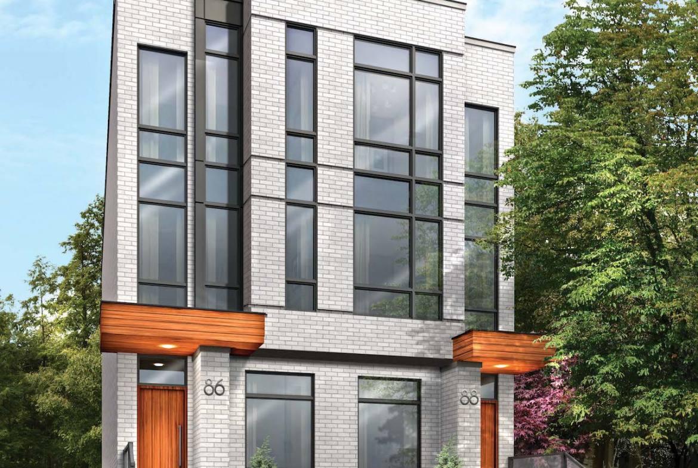 St. Clair Village exterior unit 1502
