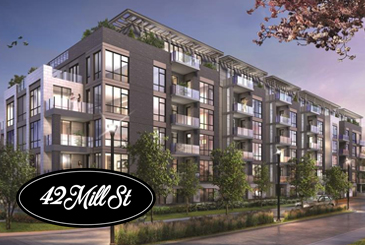 The Mill Landing Condos is a development by Amico Affiliates located at 42 Mill Street, Georgetown