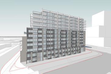2499 Victoria Park Avenue Condos by SmartCentres in Scarborough