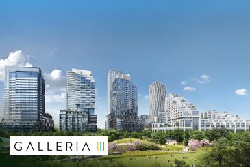 Galleria 03 Condos in Toronto by Elad Canada
