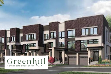 Greenhill Towns by Stafford Homes and Greybrook Realty Partners