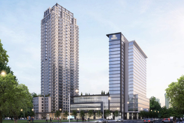 4050 Yonge Street Condos and Hotel in Toronto