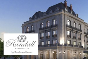 The Randall Residences by Rosehaven Homes in Oakville