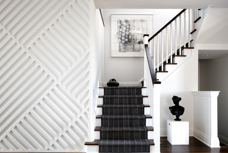 Rendering of Simcoe Landing interior staircase