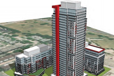 41 Four Winds Drive Condos by Jaymor Group in North York