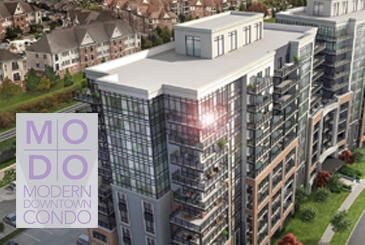 MODO Condos is a development by Kaitlin Corp in Bowmanville, ON