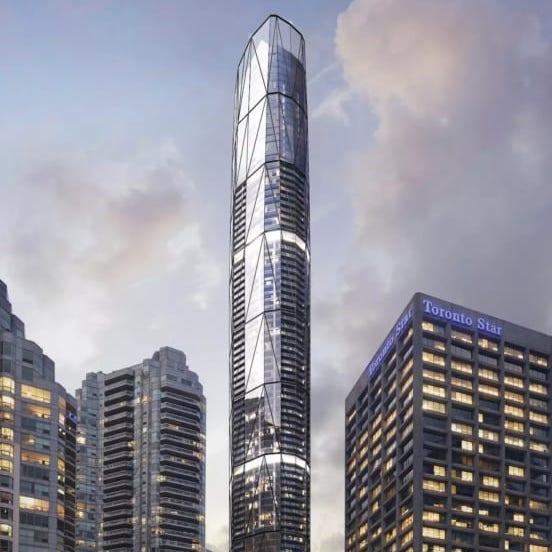 Sky Tower Condos is Transforming Toronto's Skyline