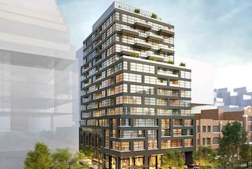 485 Wellington Street West Condos in Toronto