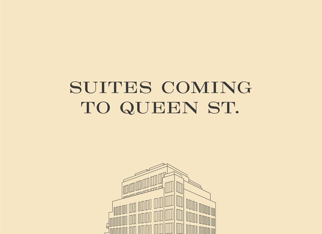 The Grove Condo suites coming to Queen St Toronto
