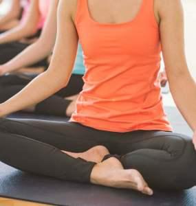Harbour Ten10 Condos yoga studio