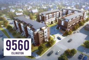 9560 Islington Urban Towns by Kingsmen Group Inc.