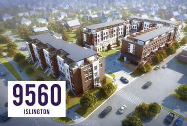 9560 Islington Urban Towns by Kingsmen Group Inc.