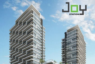 Joy Station Condos and Towns in Markham