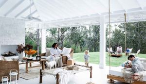Rendering of Angus Glen South Village suite backyard