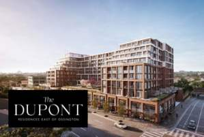 The Dupont Condos in Toronto by Tridel