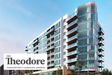 The Theodore Condos Kensington's Landmark Address by Graywood Developments