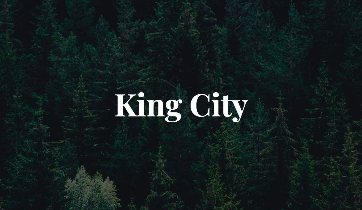 King City detached homes by Acorn Developments