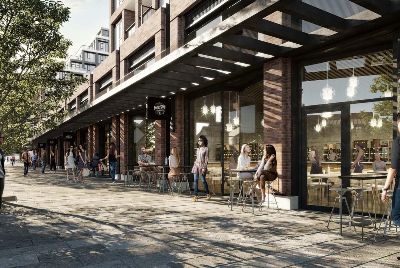 The Dupont Condos streetview
