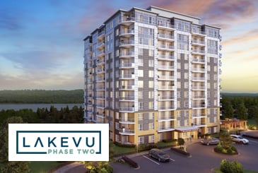 LakeVu Two Condos in Barrie by JD Development