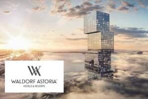 Waldorf Astoria Hotel & Residences in Miami by PMG