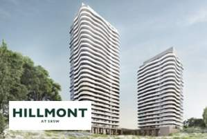 Hillmont at SXSW Condos in Vaughan by Primont Homes