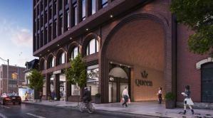 471 Queen Street East Condos exterior rendering