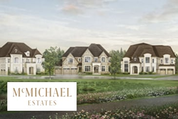 McMichael Estates in Vaughan by Treasure Hill and Greybrook Realty Partners
