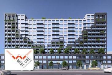 Westline Condos in North York by CentreCourt Developments