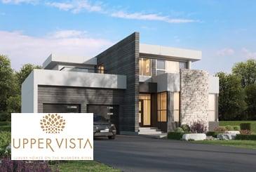 Upper Vista Homes on the Muskoka River by Evertrust Development