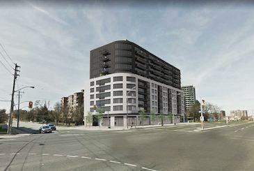 3095 Eglinton Avenue East Condos in Toronto by Artlife Developments