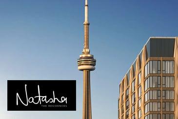 Natasha The Residences in Toronto by Lanterra Developments