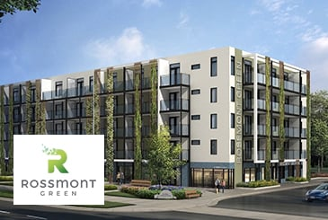 Rossmont Green Condos in Whitby by Star Residence