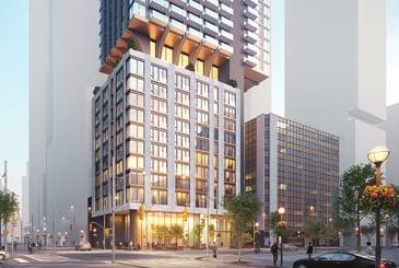 1255 Bay Condos in Toronto by KingSett Capital