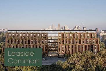 Leaside Common Condos in Toronto by Gairloch and Harlo Capital