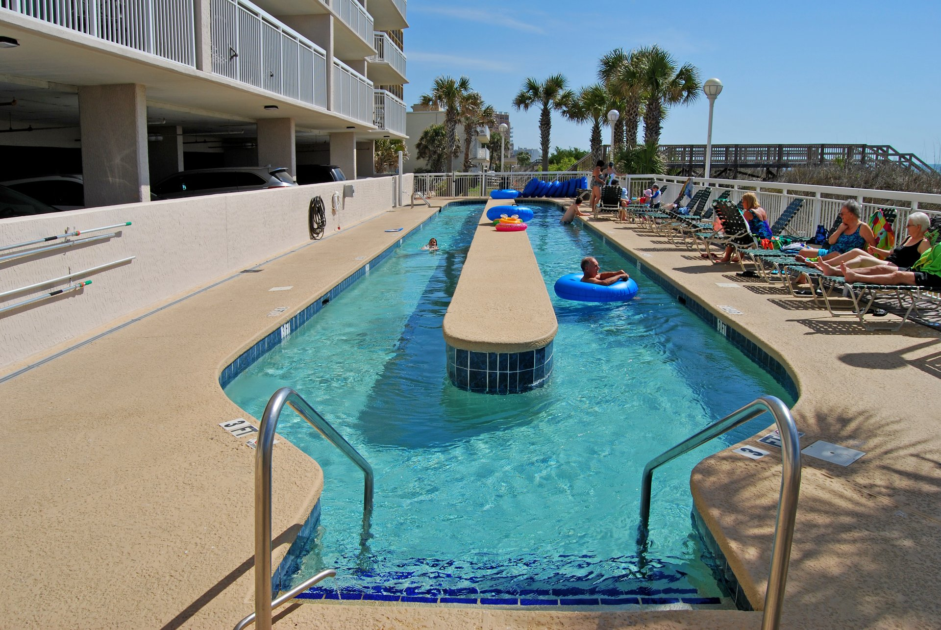 Garage Pizza Crescent Shores Condos For Rent | North Myrtle Beach
