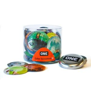one color condoms bowl